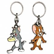 Tom and Jerry  Key Rings